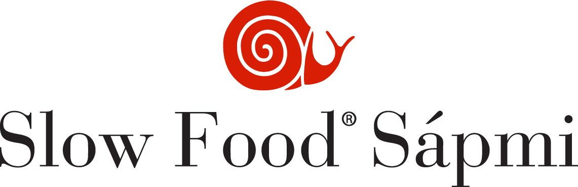 Slow Food Sápmis logotyp.