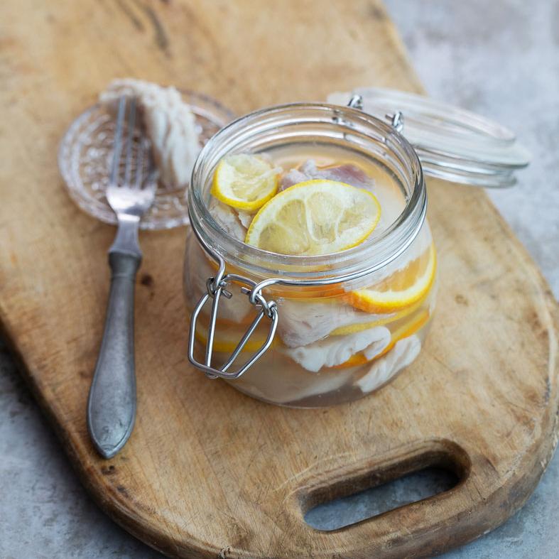 Inlagd sik med citrus